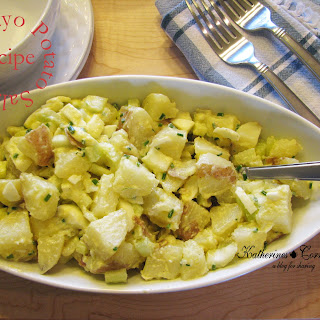 Healthy No Mayo Potato Salad Recipes