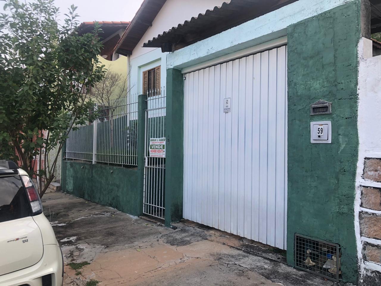 Casa com 2 dormitórios à venda, 180 m² por R$ 218.000,00 - Jardim Nossa Senhora de Fátima - Itatiba/SP