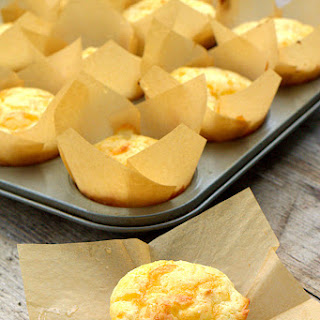 Pepper Jack Cheese Muffins