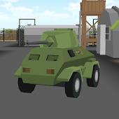 Free blocky unturned iron army sim APK for Windows 8