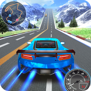 Drift Car City Traffic Racing Online PC (Windows / MAC)