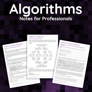 Download Algorithms Notes For Professionals For PC Windows and Mac