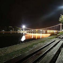 by Maja Candrlic - City,  Street & Park  Night