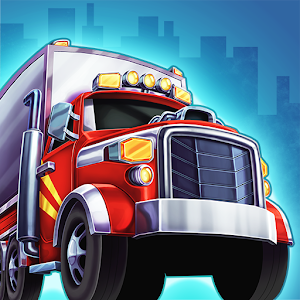 Transit King Tycoon  – Transport Empire Builder For PC (Windows & MAC)