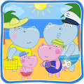 Hippo Beach Adventures APK for Bluestacks