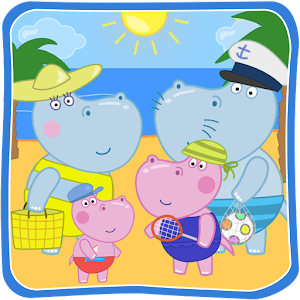 Download Hippo Beach Adventures for PC