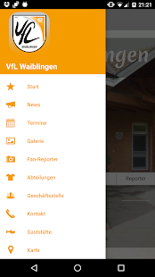VfL Waiblingen - screenshot