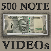 Download New 500 Note Currency VIDEOs APK to PC