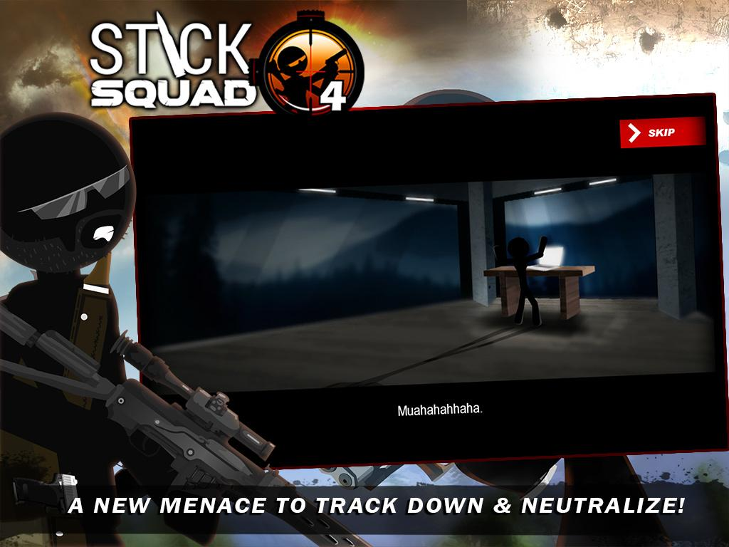 Stick Squad 4 - Sniper's Eye Screenshot 7