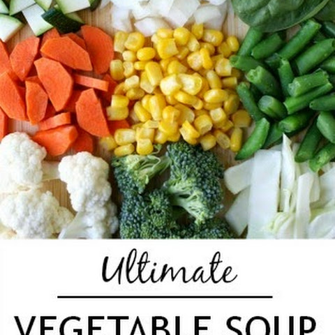 Ultimate Vegetable Soup