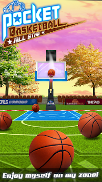Basketball By 3DGames APK screenshot thumbnail 4