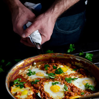 Make Ahead Shakshuka