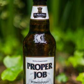 proper Job by Yordan Mihov - Food & Drink Alcohol & Drinks ( beer, alcohol, ale, drinks, cerveza )
