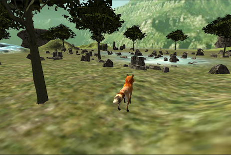 Hunt Fox And Zebra - screenshot