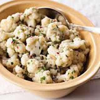 German Cauliflower Salad