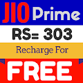 303 Recharge For Jio Prime fre
