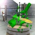 3D Bottle Shoot Challenge Game