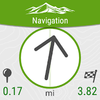 Screenshot of ViewRanger GPS - Trails & Maps