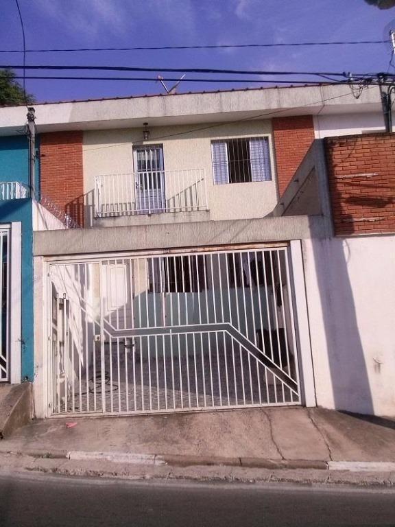 Sobrado à Venda - Vila Antonieta