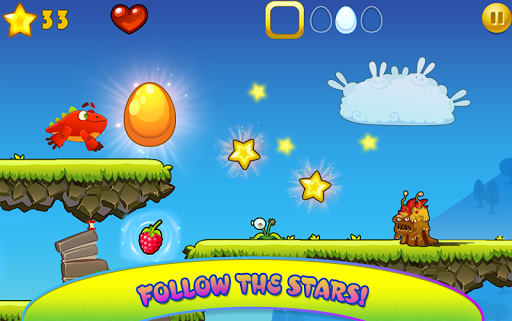 Dragon Run game - screenshot