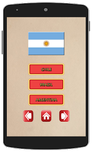 Picture Logo Flag Quiz Games - screenshot