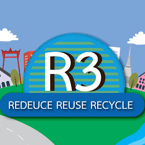 R3 Reduce Reuse Recycle