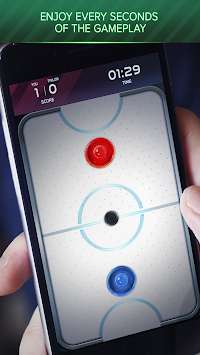 Air Hockey Space Arena APK screenshot thumbnail 4