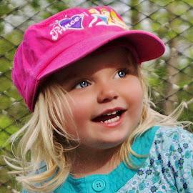 Joyful Smile by Cheryl Korotky - Babies & Children Child Portraits