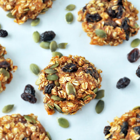 Sweet Potato Breakfast Cookies
