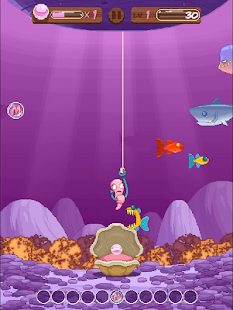 FISHING WORM - screenshot