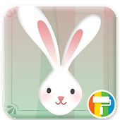 App Bunny Angie ASUS ZenUI Theme APK for Windows Phone