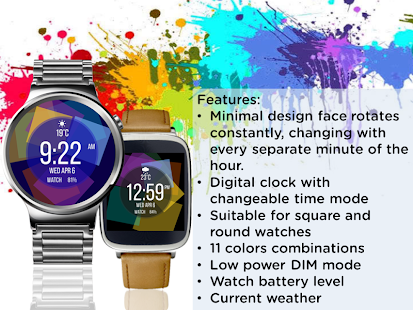 Spring Watch Face- screenshot thumbnail