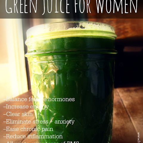Green Juice for Women