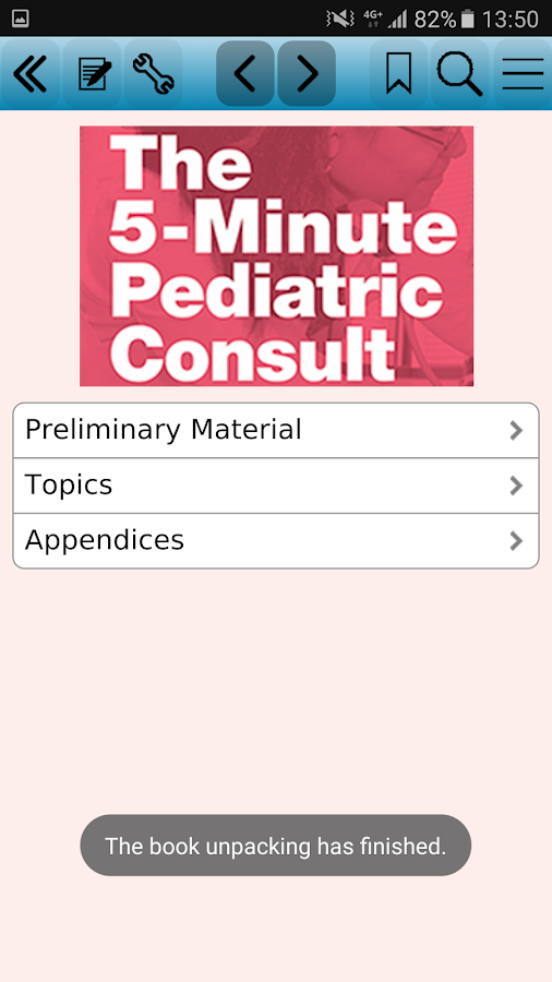 The 5-Minute PediatricConsu 7 Screenshot 0