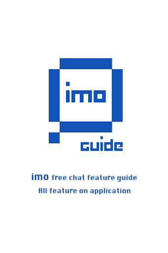 Guide Tips imo video chat call Screenshot