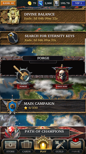 Legendary : Game of Heroes screenshot 8