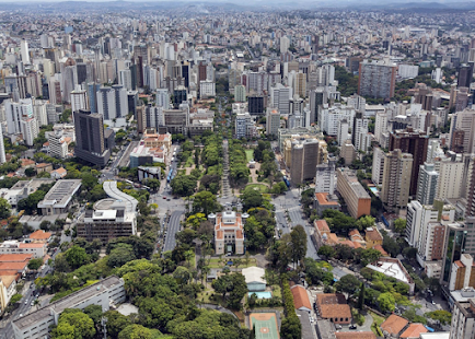 Belo Horizonte Map - screenshot