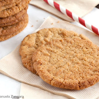 Flourless Peanut Butter Cookies With Brown Sugar Recipes
