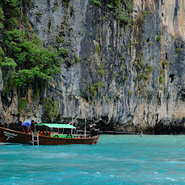 Krabi by Harry Taib - Landscapes Travel ( thailand, scenery, seascape, krabi, travel photography )