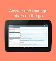 Screenshot of Pure Chat - Customer Live Chat