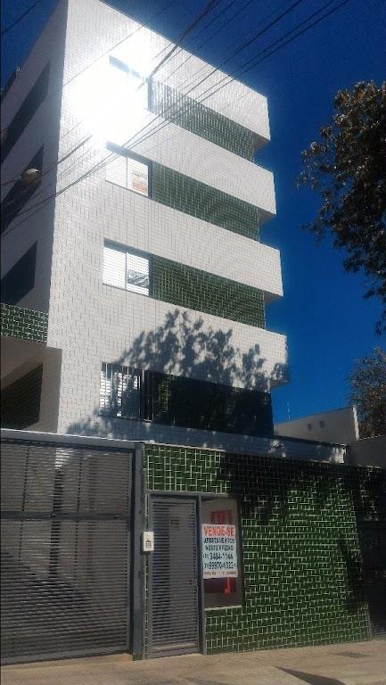 Apartamento residencial à venda, Santa Efigênia, Belo Horizo...
