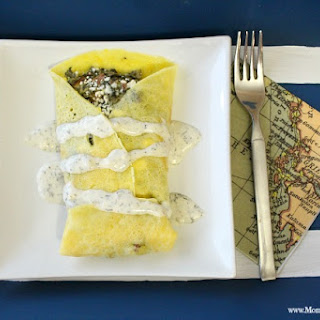 Greek Crepes