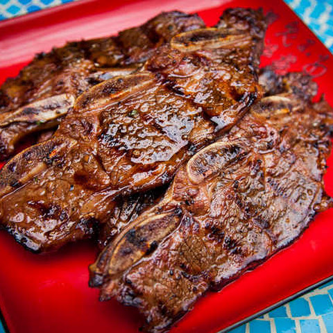 Korean BBQ Short Ribs
