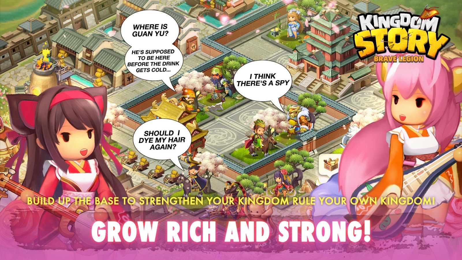 Kingdom Story: Brave Legion Screenshot 9
