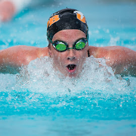 by Steven Aicinena - Sports & Fitness Swimming