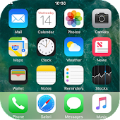 Launcher for iPhone7 plus