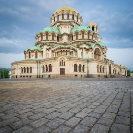 Alexander Nevsky Cathedral, Sofia by Tzvika Stein - Buildings & Architecture Places of Worship