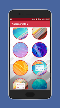 Wallpapers One 5T APK screenshot thumbnail 8