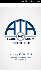 2017 ATA Trade Show- screenshot thumbnail