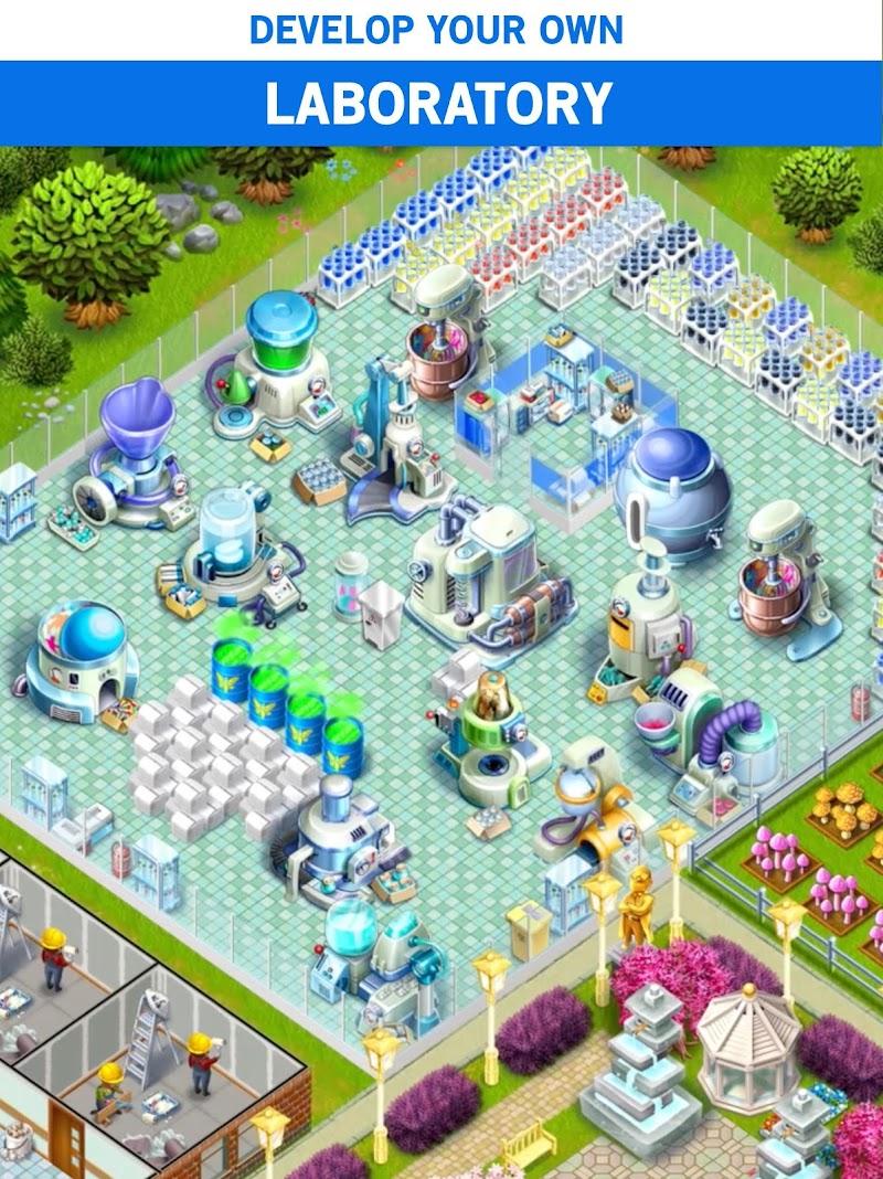My Hospital: Build and Manage Screenshot 7